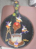 Halloween - Carmel Apple Making