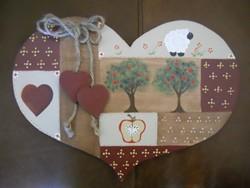 Heart Sampler